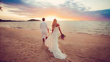 Hochzeitsreisen